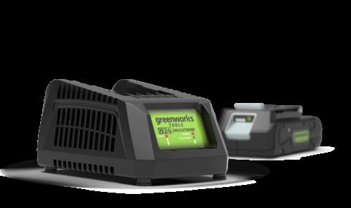 Greenworks 24V Lithium Battery Charger