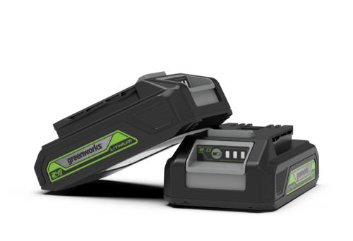 Greenworks 24V Lithium-ion 2Ah Battery