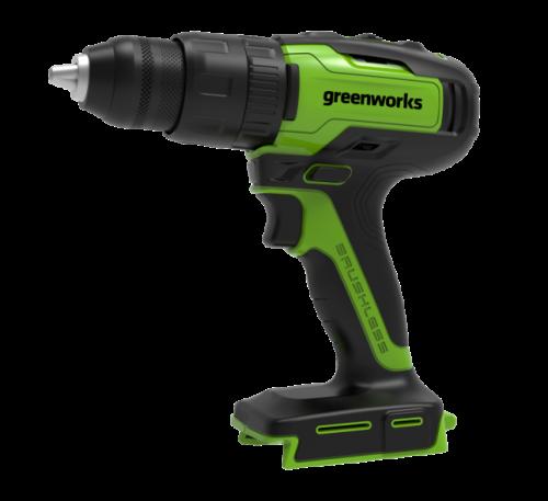 Greenworks 24V Hammer Drill Skin Only