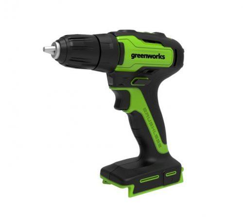 Greenworks 24V Brushless 2A/H Drill Kit