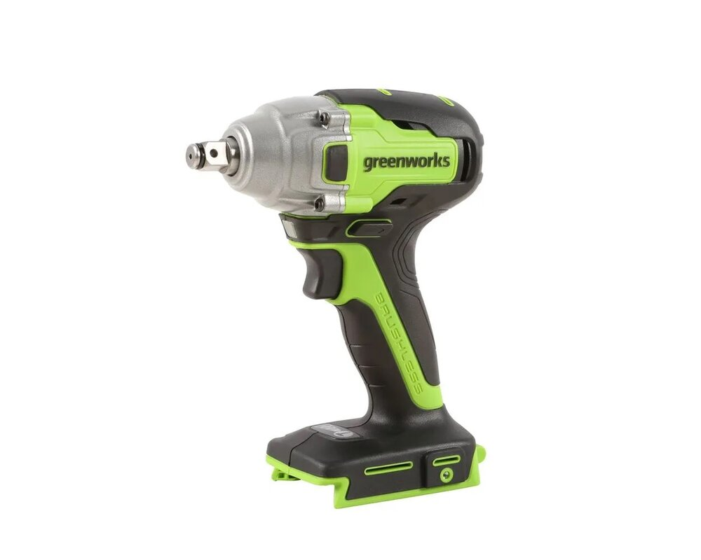 Greenworks 24V Impact Wrench 1/2 In Skin Only
