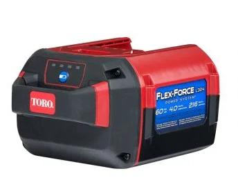 60V 4.0 A/H Battery