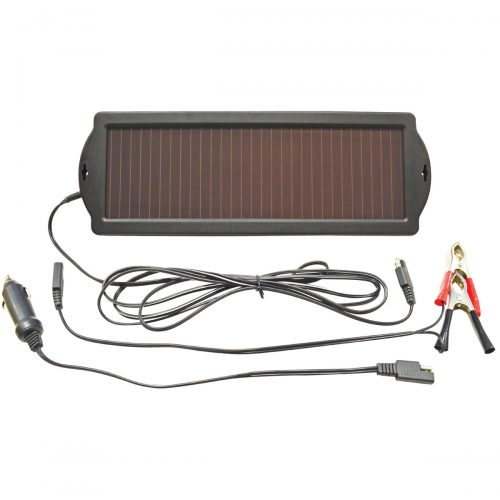 12V Ride on Mower Solar Charger