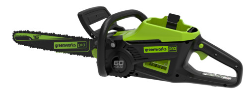 60V Brushless Chainsaw 4.0 A/H Kit
