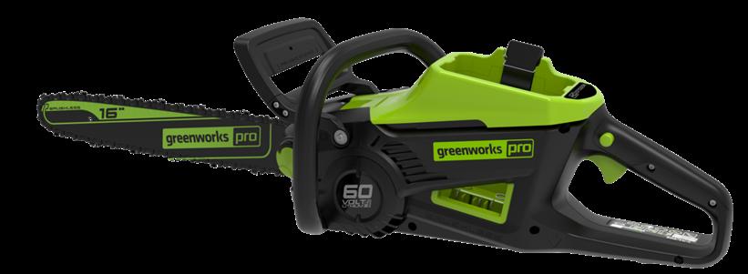 60V Brushless Chainsaw 4.0 A/H Kit