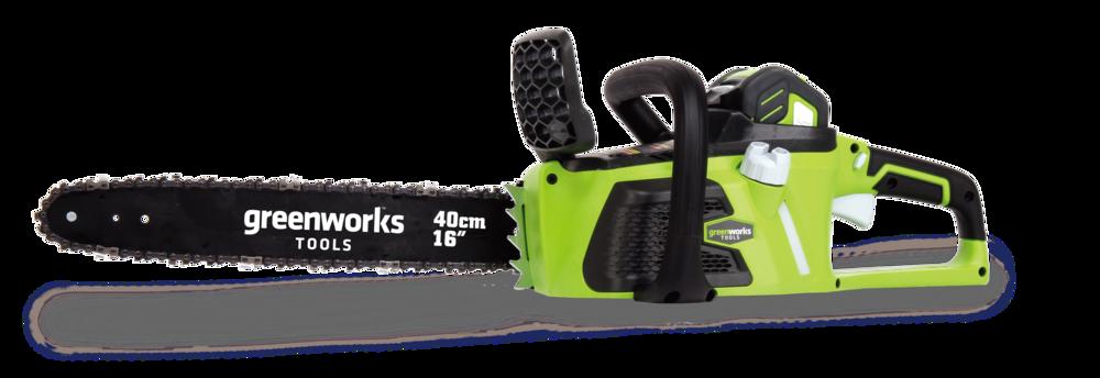 Greenworks 40V Chainsaw 4A/H Kit