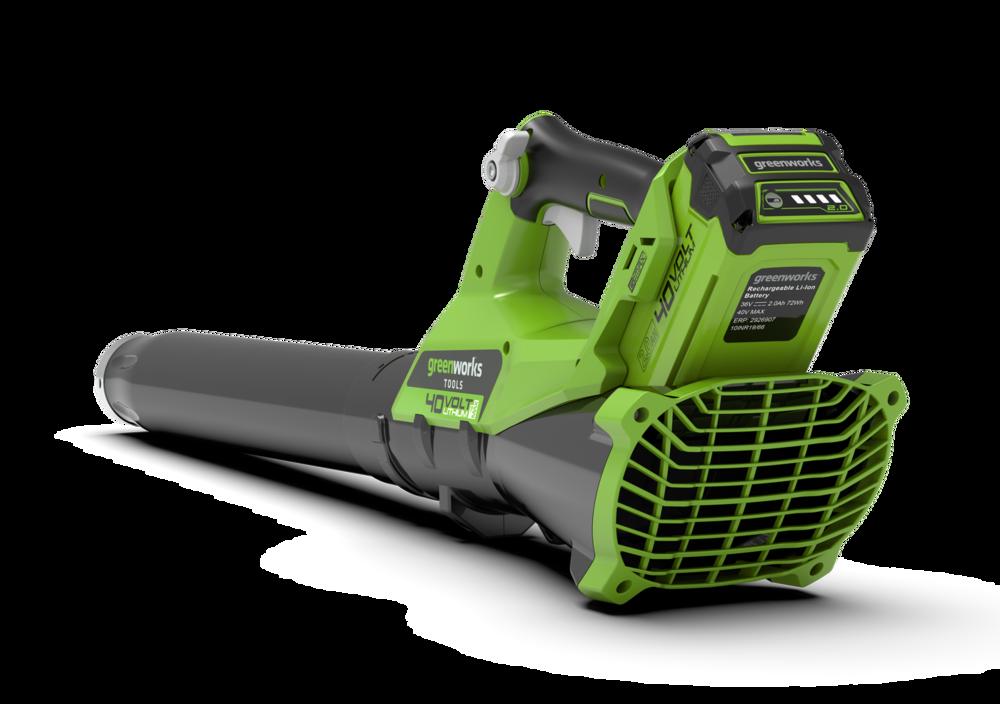 Greenworks 40V Cordless Blower 4A/H Kit
