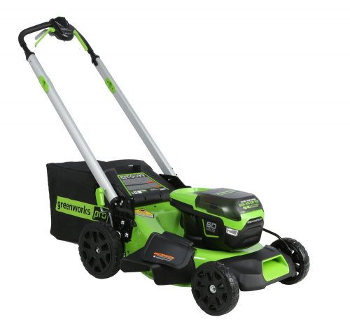 60 Volt Greenworks S/P Mower 6A/H Kit
