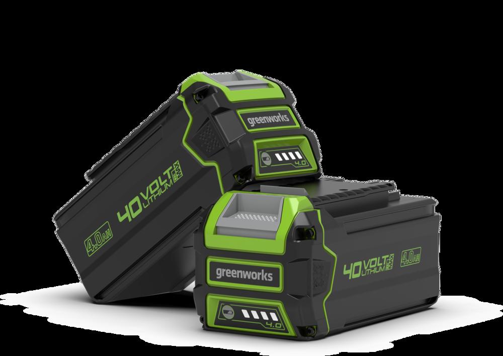 40V Greensworks Battery 4.0 A/H