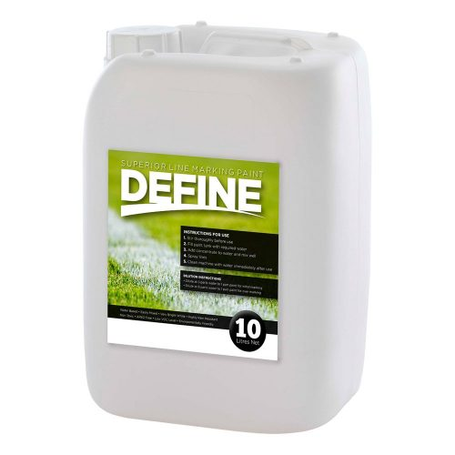 10L Define White Line Marking Paint