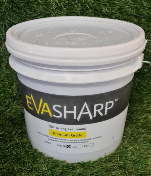 Eva-Sharp 4LT Backlapping Paste 80 grit
