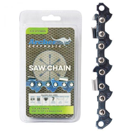 """3/8LP .050"""" 56DL Chainsaw Chain (Archer)"""