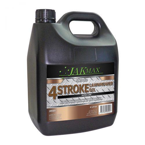SAE 30 4 Stroke Oil 4 Litre
