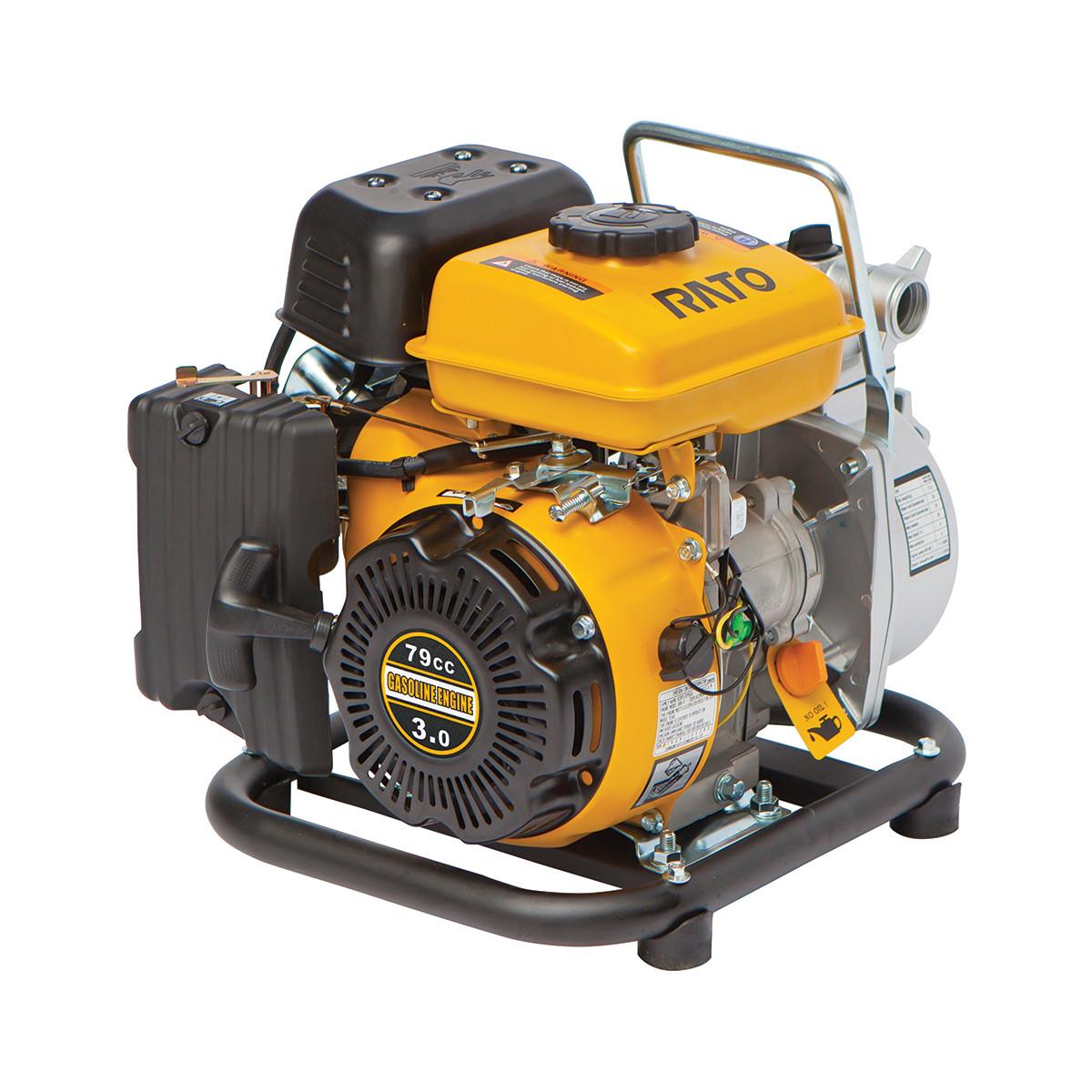 "Rato 1"" 3HP Water Transfer Pump"