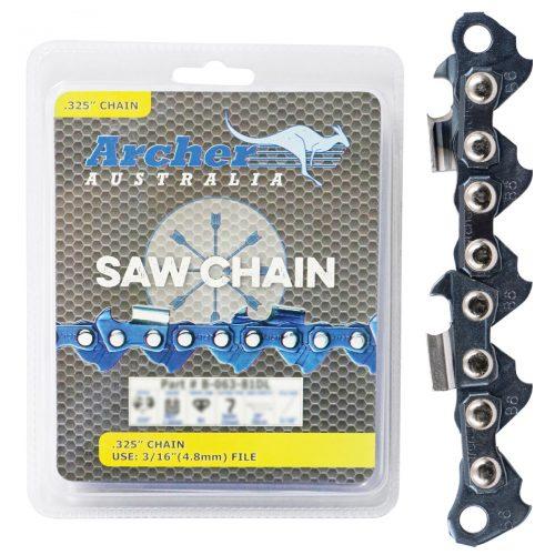 """Archer Chain Loop - .325"""", .063"""", 62DL,"""